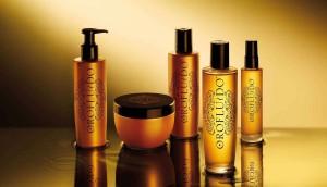 orofluido gamme soin shampoing masque spray